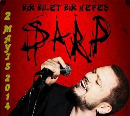 SARP KKTC'DE KONSER VERİYOR!