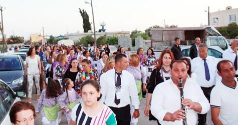 ENGİNAR FESTİVALİ YAPILIYOR