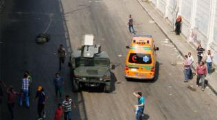 MISIR'IN BAŞKENTİ KAHİRE'NİN KUZEYİNDE CAN PAZARI
