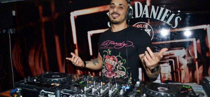 KKTC'NİN ÜNLÜ DJ'LERİNDEN HAŞİM VOLKAN'IN  ACI GÜNÜ