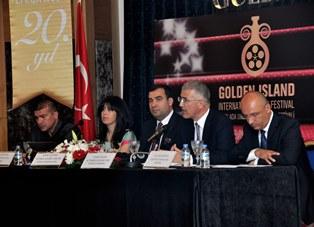 """I. ALTIN ADA ULUSLARARASI FİLM FESTİVALİ"""