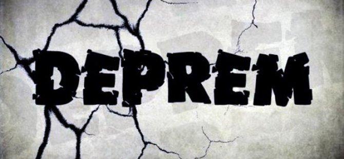 AKDENİZ'DEKİ DEPREMİN MERKEZ ÜSSÜ KIBRIS'IN BATISI