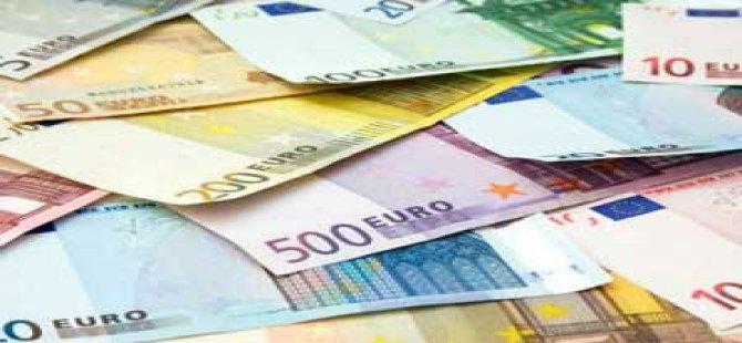TİCARİ DENGE AÇIĞI 800 MİLYON EURO