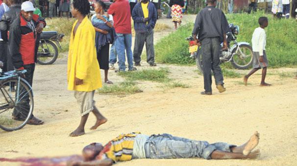 KENYA'DA KATLİAM: 49 ÖLÜ