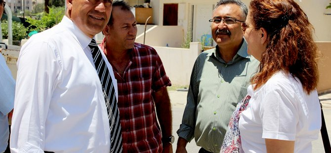 """""""SEÇİM, GAZİMAĞUSA'NIN HAK ETTİĞİ YÖNETİM İÇİN BİR FIRSAT"""""""