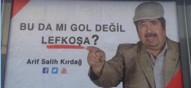 BU DA MI GOL DEĞİL LEFKOŞA!