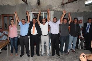 UBP TATLISU'DA SOHBET TOPLANTISI DÜZENLEDİ