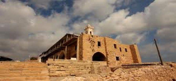APOSTOLOS ANDREAS MANASTIRI'NIN RESTORASYONU EYLÜL'DE BAŞLIYOR
