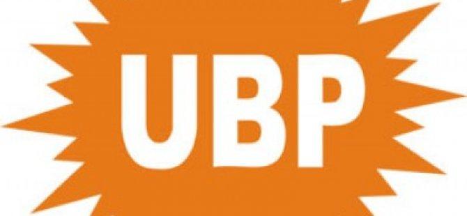 UBP GÜNGÖRDÜ'NÜN DESTEKLENMESİ KARARLARININ DEĞİŞMEDİĞİNİ BELİRTTİ
