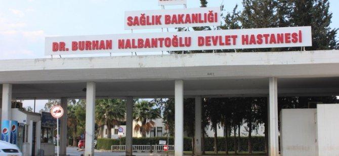 LEFKOŞA DEVLET HASTANESİ'NDE CAN PAZARI!