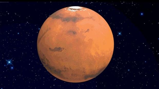 MARS İÇİN DÜĞMEYE BASILDI