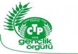 CTP-BG GENÇLİK ÖRGÜTÜ'NDEN AÇIKLAMA