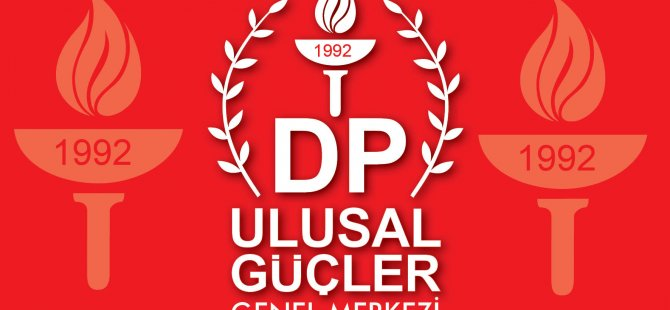 DP UG'DEN ŞOK İSTİFA!