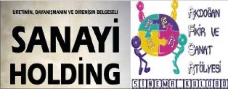 """""""SUN-İZLE-TARTIŞ"""" ETKİNLİĞİ"""