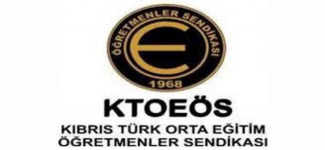 """KTOEÖS'TEN BAKANLIĞA """"YENİ EĞİTİM YILINA HAZIRLIK YAPMAMA"""" ELEŞTİRİSİ"""