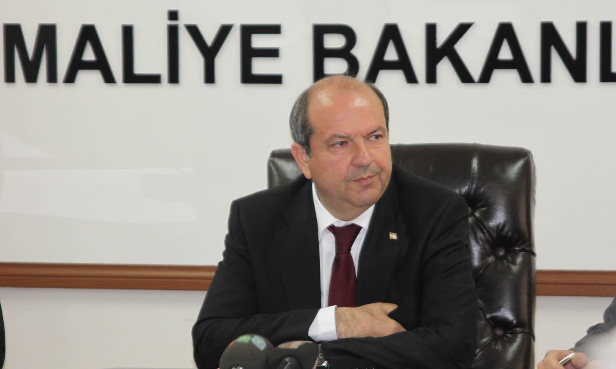 "TATAR: ""BASIN ÇALIŞANLARI ÖZGÜR..."""