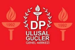DP-UG 30 AĞUSTOS ZAFER BAYRAMI NEDENİYLE MESAJ YAYINLADI