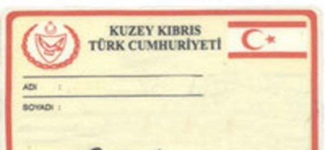 SAHTE KİMLİK KARTIYLA YAKALANINCA...