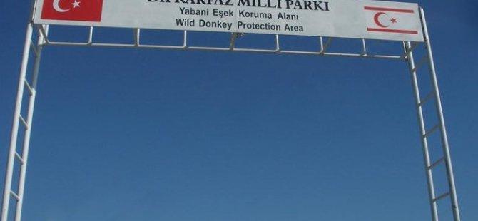 MİLLİ PARK YOK EDİLİYOR!
