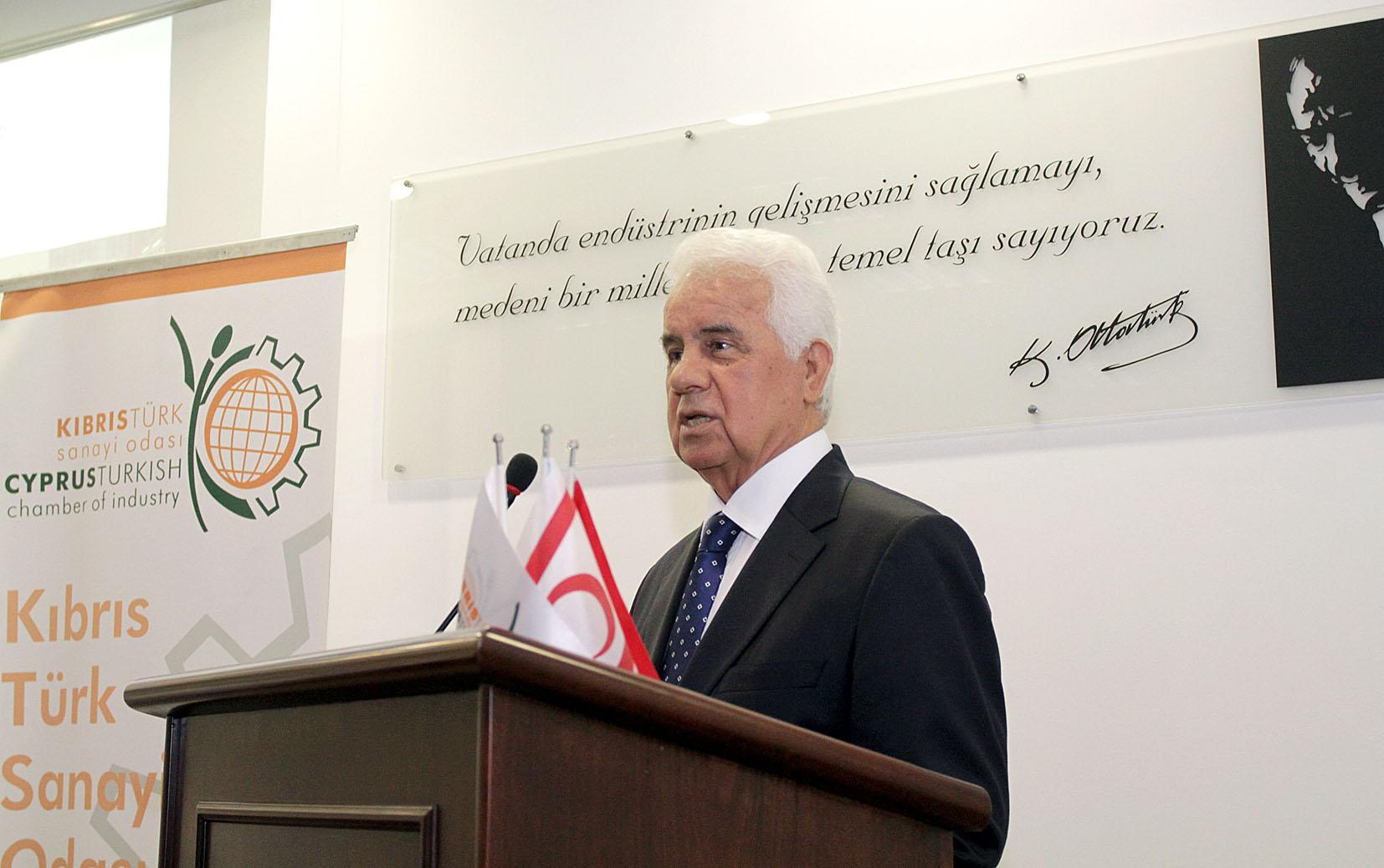 """""""KIBRIS TÜRK ÜRÜNLERİNİ TESCİL ETTİRİN"""""""