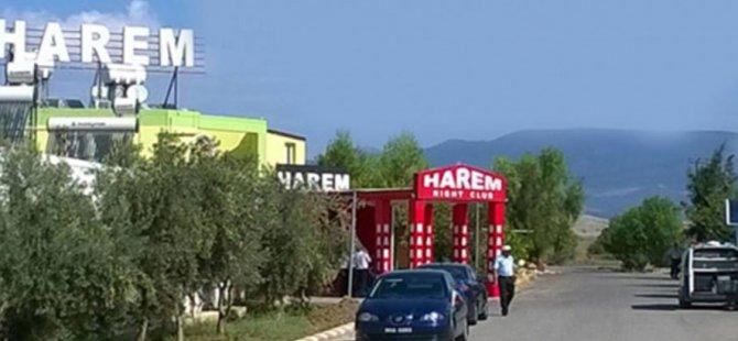 'HAREM'İ BAKAN AÇTI