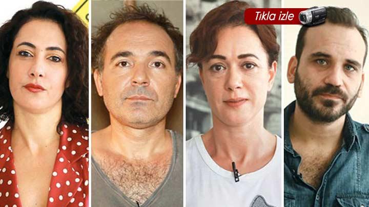 ÜNLÜ İSİMLERİN BİR ARAYA GELME SEBEPLERİ...