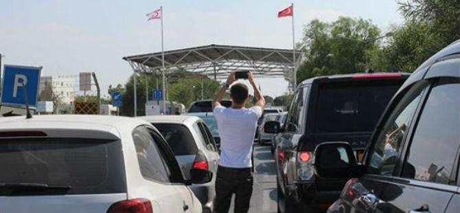 POLİSİN BAYRAMDAN HABERİ OLMAYINCA...