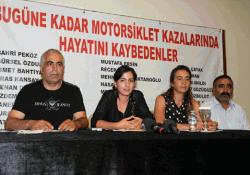 """""""DİKKAT! MOTOSİKLET KAZASI"""" YÜRÜYÜŞÜ BUGÜN BAŞLIYOR"""