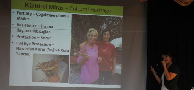"""""""ZEYTİN"""" SEMİNERİ"""