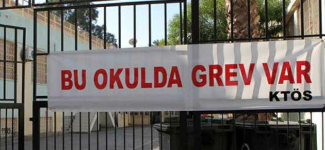 YARIN O OKULLARDA GREV VAR