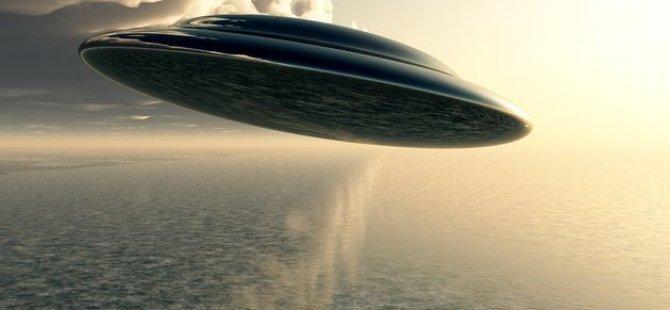 KIBRIS'TA UFO PANİĞİ!