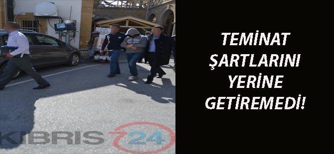 TEMİNAT ŞARTLARINI YERİNE GETİREMEDİ!