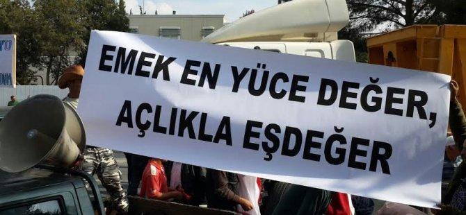 BAŞKAN EYLEMDE FENALIK GEÇİRDİ!