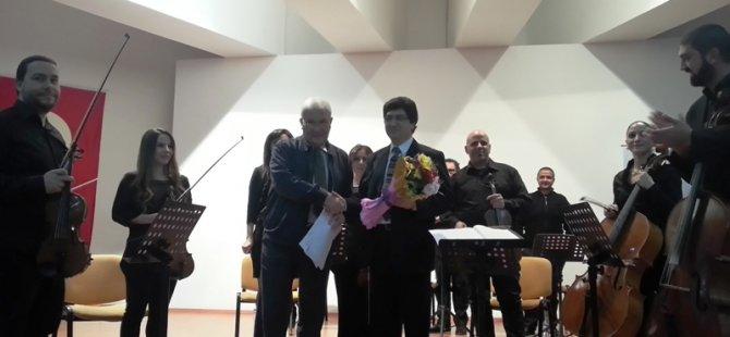 LEFKOŞA BELEDİYE ORKESTRASI'NDAN KONSER