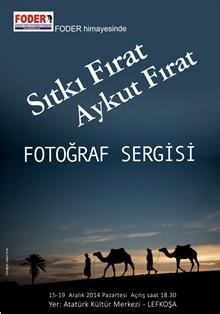 SITKI - AYKUT FIRAT FOTOĞRAF SERGİSİ