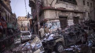 MISIR'DAKİ BOMBALI SALDIRILAR