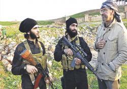 ALMAN GAZETECİ IŞİD'İN KALESİNE GİRDİ