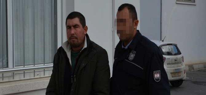 ALKOLÜ FAZLA KAÇIRINCA KENDİNİ KKTC'DE BULDU...