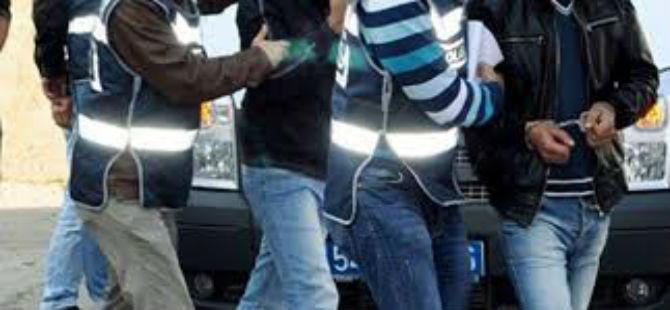 POLİS İKİ KİŞİYİ TUTUKLADI!