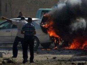 IRAK'TAKİ BOMBALI SALDIRILAR
