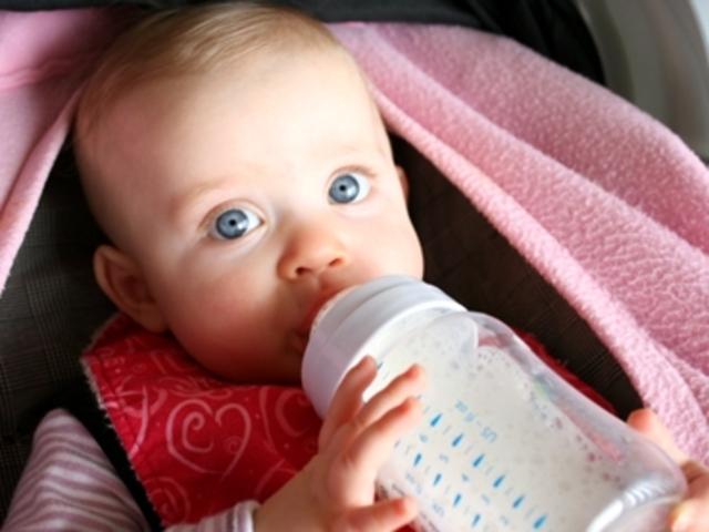 Eğer bebeğiniz bu tepkiyi veriyorsa...