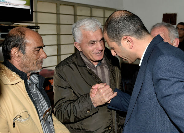 """""""MARAŞ'I KIBRIS TÜRK YÖNETİMİNDE AÇACAĞIM"""""""
