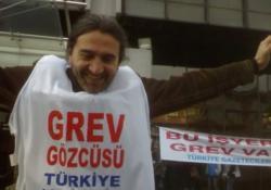 Türkiye'de Bir Gazeteci Kar Topu Oynarken Öldürüldü!