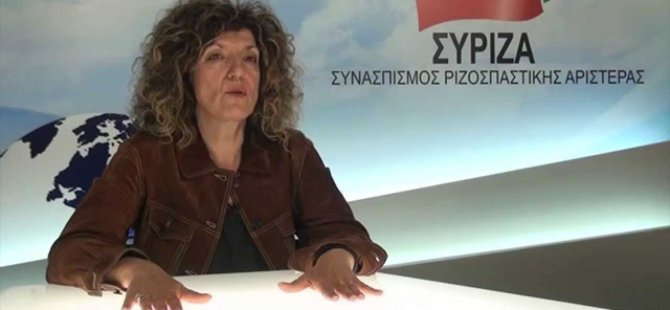 """SYRIZA BAĞLAMINDA YUNANİSTAN VE AVRUPA"" KONULU TOPLANTI"