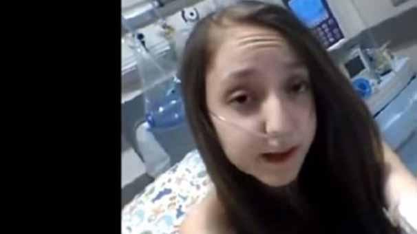14 yaşında ötenazi istedi, dünyayı şok etti!
