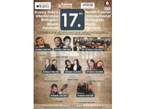 17. KUZEY KIBRIS ULUSLARARASI BELLAPAİS MÜZİK FESTİVALİ