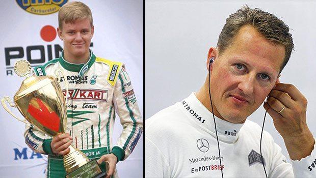 Mick Schumacher: Babam için...