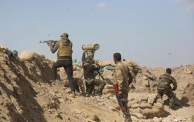 IRAK'TA IŞİD'E KARŞI OPERASYONLAR
