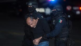 MEKSİKA'DA UYUŞTURUCU KARTELİNİN LİDERİ YAKALANDI