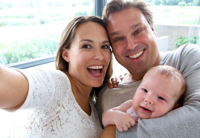Eğer bebeğinizin fotoğrafını çekiyorsanız dikkat